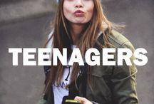 Teenage / Short Stories