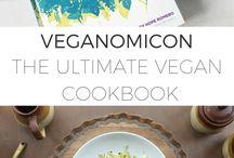 Vegan Recipe Books