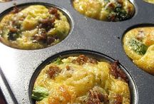 breakfast casseroles / by Arlene Grebenc
