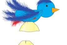 Birds & Nests
