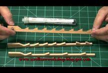 Lupínková pila - tipy a triky / scroll saw