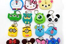 Ali Shopping - keychains/caps