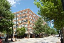 Cornerstone Village / Cornerstone Village, A Midtown Atlanta Condominium community, located at 6th and Peachtree Streets in Midtown Atlanta, Georgia Call Thom Abbott at 770-713-1505 to start YOUR Midtown Condo Home Search! / by Thom Abbott Midtown Atlanta Real Estate