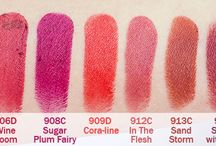 wet'nwild lipsticks