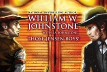 William W. Johnstone Audiobooks
