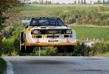 Audi Quattro Rally Cars