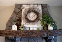 Mantels / by Lisa Behrend