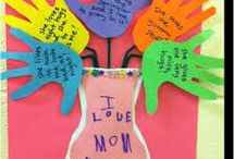 mother's day crafts & gift ideas / Please your Mom and grandma with some of the adorable and cute handmade gifts and crafts this Mothers day.And by the way, Mothers Day falls on May 13th..