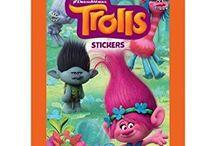Trolls / Merchandise based on the new Trolls movie.