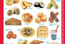 Toddler food menu