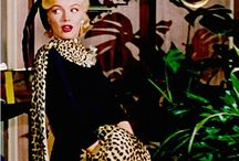 Marilyn Leopard inspiration