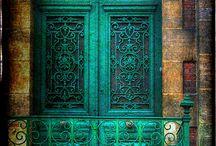 Beautiful Doors and Windows / Doors and windows / by Tiffany A. Barrett