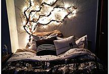 A's bedroom