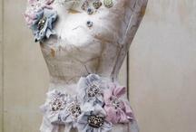dress forms / by Mary Fluaitt