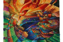 Weaving/Tapestry/ Maximo Laura