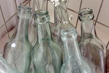 Bottle transparence