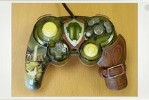 Customized Controllers  / This is dedicated to customized controllers  / by Sir Jesse