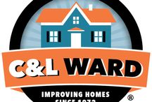 Open Your Door to a Job Well Done! / C&L Ward new branding statement - 2014 #CLWARD