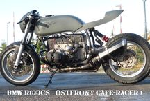 CafeRacer / Costumbikes build by Meister-S