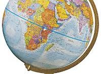 GHF FT: Geography / Links from Gifted Homeschoolers Forum for Geography to use in your homeschool.