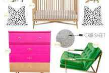 Ecletic style for kids' bedroom / Ecletic style