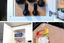 Cabinet Pocket Storage