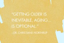 Goddess Never Age / Aging is optional
