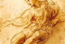 Raphael sketches