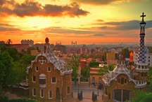 Parc Guell / by Juan Carlos Conto
