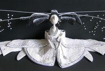 doll- sculpture