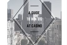 How to...win big at an online casino / Explore the ways of winning big at the casino, with these tips and trick! You will surely come out a winner!