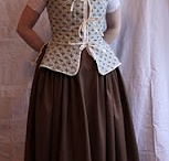 1700's undated Women's Clothing / 18th Century extant or reproduction images that I am unsure of enough to put them on this board. If you know a reasonable date guess please comment. / by Tami Crandall