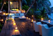 North Island, Seychelles / One of the most romantic #honeymoon spots by far! #romance #bride #groom #pureindulgence
