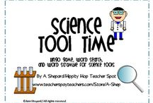 Science Introduction-Method, Tools, Safety