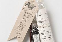 Calligraphy Kit Ideas