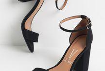 sapatos para o baile