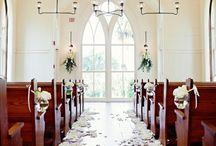 Wedding - Church Decoration