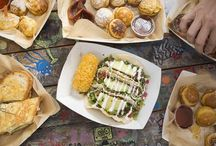 »Places to Eat in Columbus« / Love food as much as we do? Here are some places that are great to eat when you visit! (78 Elite has already started visiting them!)