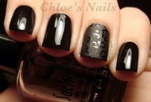 nails, nails, nails / by Cristina W