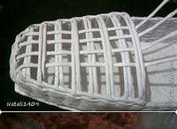 papierowa wiklina