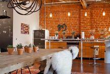 Kitchen / by Lindsey Wyrick