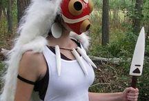 Mononoke costume