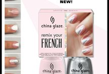 China Glaze Nail Art Kits