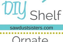 Sawdust Sisters Build