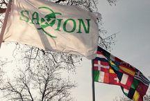 Saxion @ Instagram / Posts van het @SaxionNL Instagram-account, posts met #Saxion en posts vanaf een Saxion-locatie.