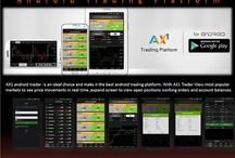 Forex Tradig / FX trading strategies, investments. / by Razerwares