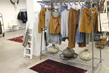 Conceptstore Bont&Blond / Interior - fashion - accessories