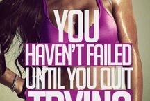 Fitness & Health Motivation / by Megan Twomey