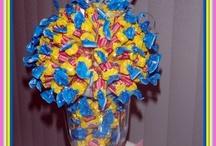 Luncheon Ideas / Ideas for candy themed luncheon / by Michelle Hoggatt