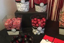 Pokemon Party Candy Bar